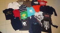 21 Piece lot Boys Clothing Size 3/4
