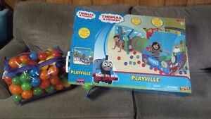 Thomas Ball Pit with Tunnel Stratford Kitchener Area image 1
