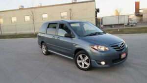 2005 Mazda MPV SE, 7 Pass,Leather, Low km 3/Y warranty available