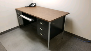 Office Desks:  no cost/ free