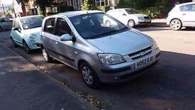 Cheap, BARGAIN, Hyundai Getz 2002, 1.1