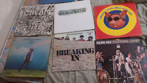 Rock records for sale starting at 3$!! Cambridge Kitchener Area image 2