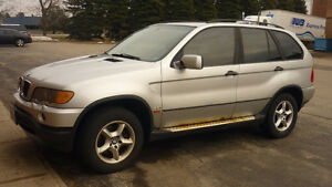 "2002 BMW Other 3.0i SUV,  SOLD ""AS IS"""