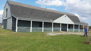 SUMMER AND WINTER OR 24/7 BOARDING AVAILABLE - (Mares Only)