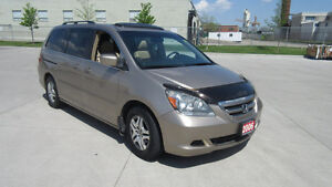 2006 Honda Odyssey,EX-L, 8 Pass, Leather, roof, Warr.availa