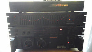 Nikko Beta 30 Preamp (can be sold with Nikko EQ-25)!! Kitchener / Waterloo Kitchener Area image 2