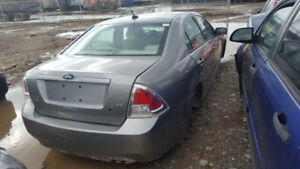 2008 FUSION. JUST IN FOR PARTS AT PIC N SAVE! WELLAND