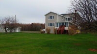 Waterfront Property - 5 mins from Wolfville $2000 per month