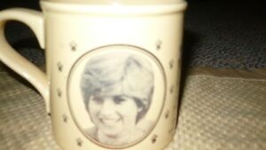 "LOVELY ""PRINCE CHARLES OF WALES & LADY DIANA SPENCER"" MUG Kitchener / Waterloo Kitchener Area image 1"