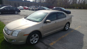 FORD FUSION 2006  AUTOMATIC 179000 KM