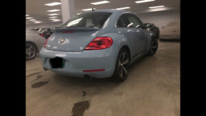 2013 beetle for private sale