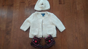 Cute Baby Gap outfit (LIKE NEW)