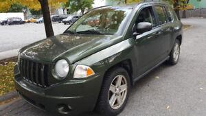 À vendre Jeep compass 2007