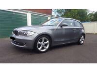 BMW 1 Series, 2 L engine - GREAT CAR!