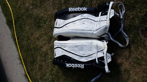 Goalie Gear for Pee Wee to Bantam