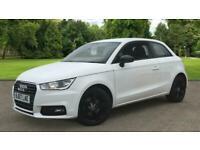 Audi A1 1.4 TFSI Sport 3dr with Rear Parking Sensors Hatchback Petrol Manual