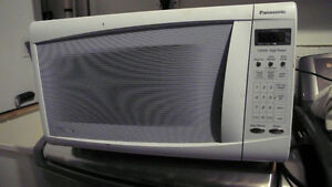 PRICE  REDUCED !  panasonic microwave