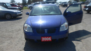 2006 Pontiac Pursuit LT Coupe (2 door)
