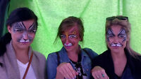Professional Face Painting ~Birthdays, Fun Fairs, Special Events