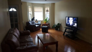 Semi Private Basement in 4 bedroom townhouse