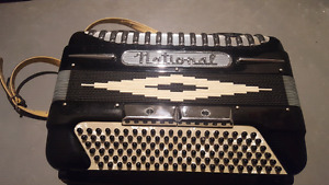 National Accordion for sale (15 inch)