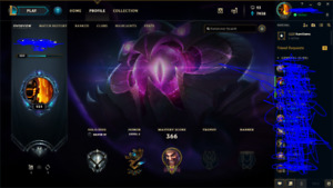 League of legends account for sale (NA)