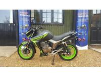 Zontes Scorpion 125cc motorbike motorcycle learner legal 2 year warranty