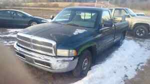93 dodge 1500 2wd parts only