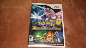 For sale, Pokémon revolution wii.