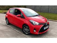 2015 Toyota Yaris 1.0 VVT-i Icon 5dr Manual Petrol Hatchback