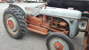 9N Ford Tractor