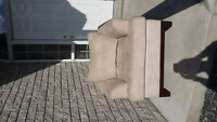FREE Microsuede Chair