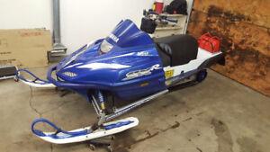 Yamaha sxr 700