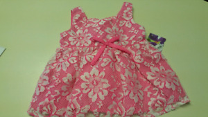 18 Months..Baby girl dress..BRAND NEW WITH TAGS.