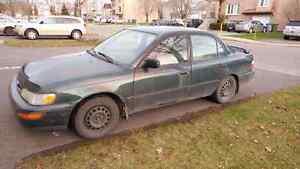 1997 Toyota Corolla 700$ OBO