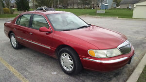 1998 Lincoln Continental Other