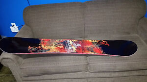 Furious snow board, good condition