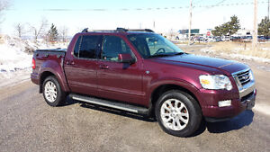 2007 Ford Explorer Sport Trac Limited Leather Roof! 4x4 $3500