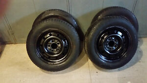 Honda Accord Winter Snow Tires 195-65-15