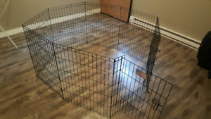 Midwest Foldable Metal Exercise Pen/Pet Playpen $80