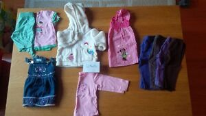 12 months girls clothing. $20 for 10 items