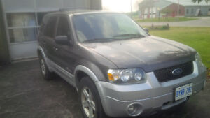 2005 Ford Other SUV, Crossover/Natural Gas w/filling station Cambridge Kitchener Area image 3