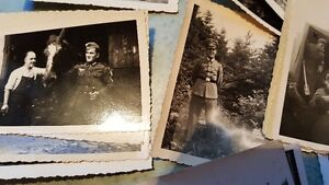 WWII German militaria real photos of German soldiers in France West Island Greater Montréal image 3