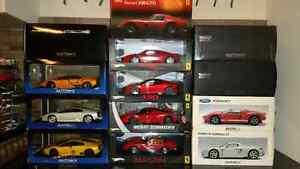 1:18 Diecast Autoart Hot Wheels Elite Kyosho Ferrari