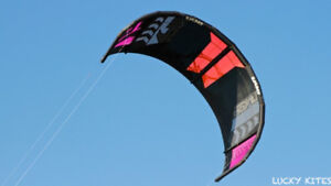 2015 10m Slingshot RPM and control bar kiteboarding