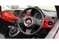 2014 Fiat 500 1.2 Pop 2dr (Start Stop) Manual Petrol Convertible