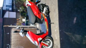 Scooter kymco vitality 50cc 2t. 2008