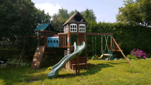 Big Backyard outdoor playground