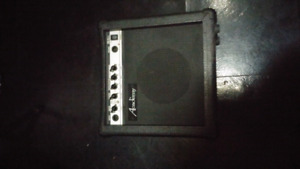 Amplifier electric guitar 12 by 12 by 7