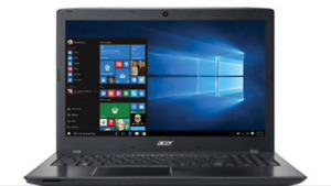 Portable 2018 Acer Aspire disque HDD 1TO DDR4 Memory 8GB